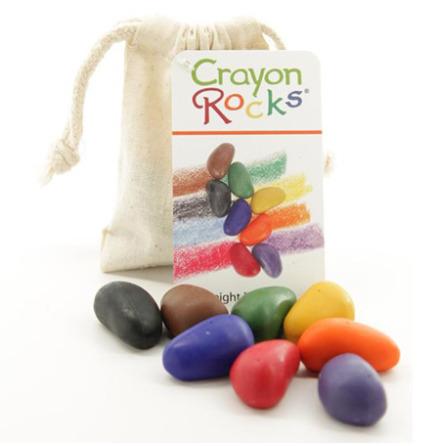 Crayon rocks, giftfria kritor, 8-pack