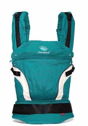Manduca First Baby and Child Carrier - petrol