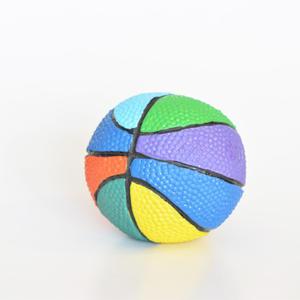 Basketboll i naturgummi, helgjuten