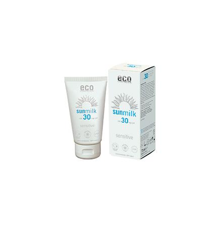 Eco Cosmetics Sun Milk SPF 30+ Sensitive 75 ml