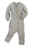 Disana knitted overall grey