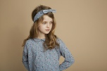 Soft Gallery Bow Hairband AOP Dash