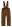 Disana byxor i ekologisk filtad/kokt ull, brun
