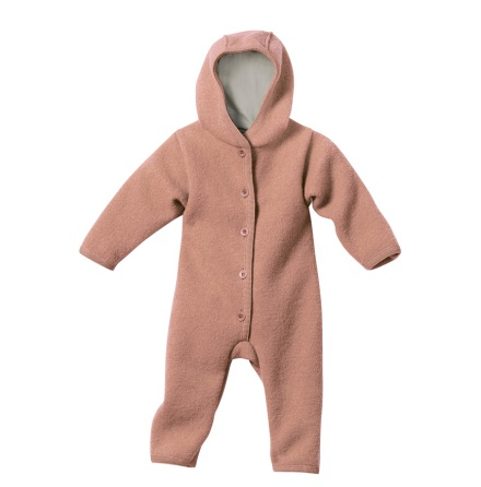 Disana boiled wool overall rose