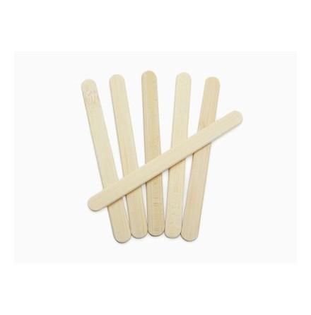 Onyx glasspinnar i bambu, 24-pack