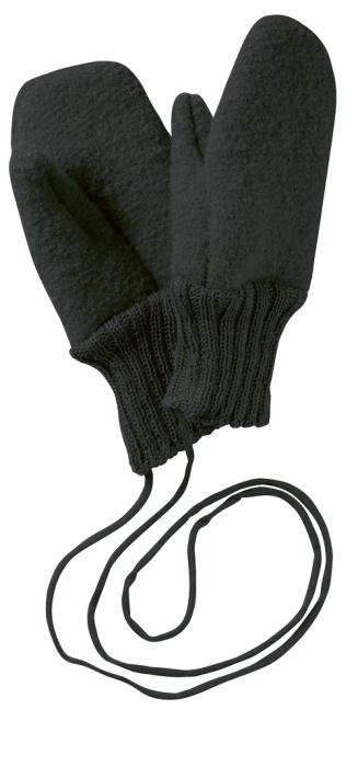 Disana vantar i filtad/kokt ull, mörkgrå