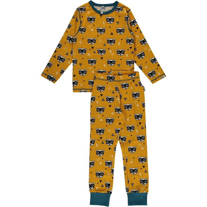 Maxomorra pyjama set LS bandit