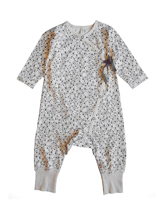 By Heritage Love Playsuit Offwhite