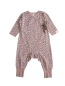 By Heritage Love Playsuit Old Pink