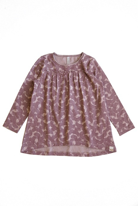 By Heritage Vilja Tunic Old Pink