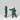 GOSOAKY Roger Rabbit Overall - Trekking Green
