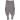Müsli woolly pants grey m spetsdetalj
