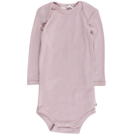 Müsli woolly silk longsleeve body rose