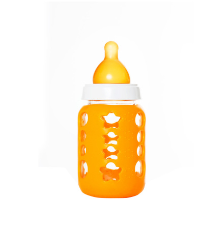 KeepJar nappflaska-kit, orange