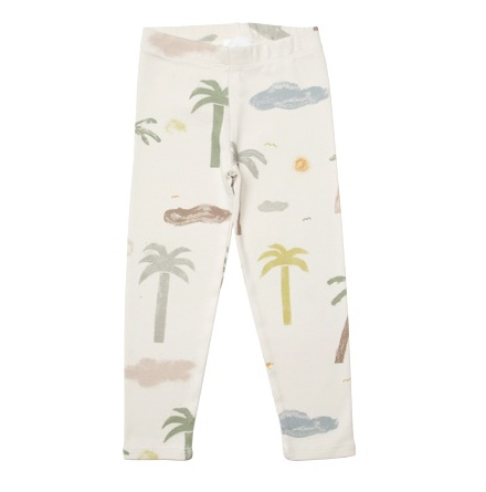 Walnut & Walrus Billie Leggings, Palm