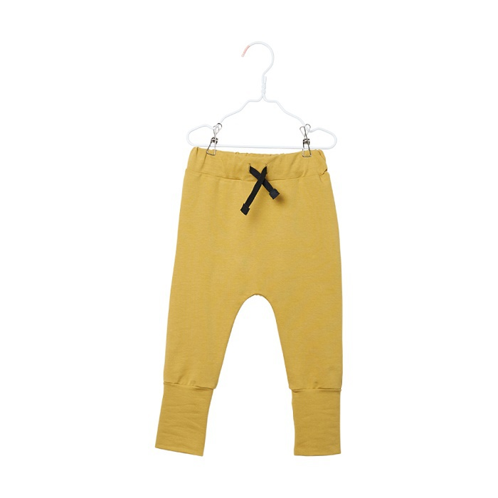 PAPU Byxor Slim Baggy Golden Green