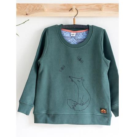 Modéerska Huset Sweater Fox