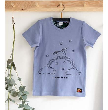 Modéerska Huset T-shirt I Run Free