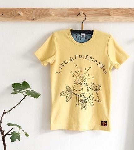 Modéerska Huset T-shirt Love & Friendship
