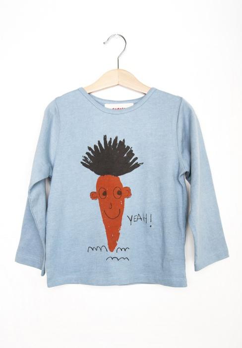 Nadadelazos T-shirt Carrot Andi