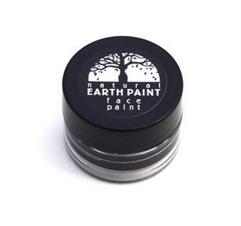 Natural Earth Paint, ekologisk ansiktsfärg svart