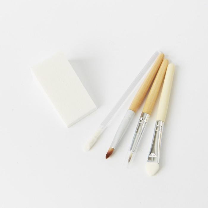 Natural Earth Paint, penslar till ansiktsfärg