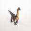 GreenRubberToys brachiosaurus i naturgummi, 29 cm