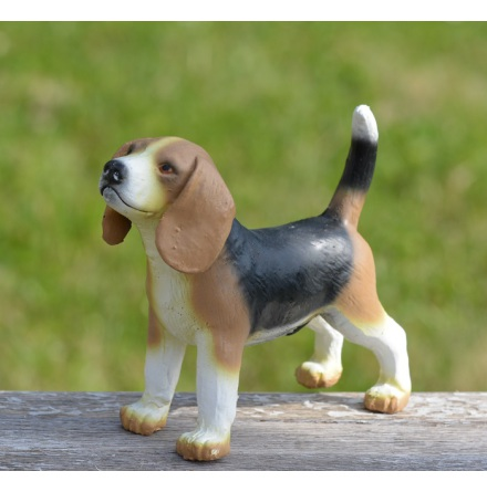 GreenRubberToys beagle i naturgummi