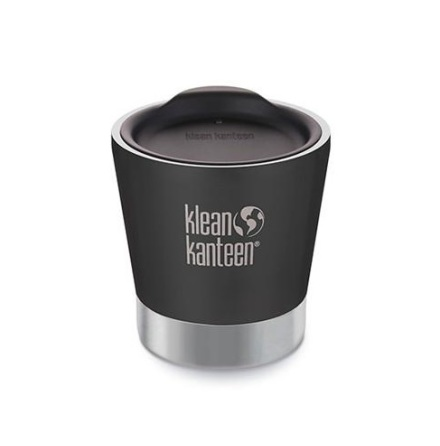 Klean Kanteen isolated tumbler 237 ml, shale black