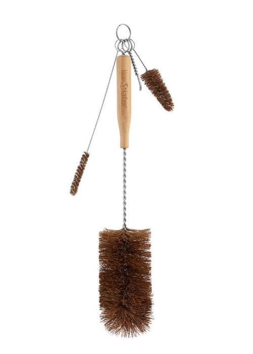 Klean Kanteen bottle brush set, 4 delar