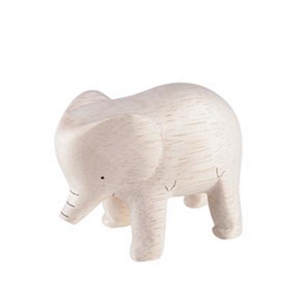 Polepole Trädjur Elefant