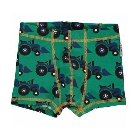 Maxomorra Boxer Shorts Tractor