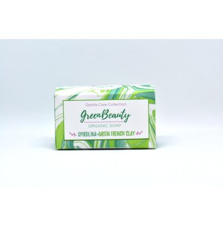 Grön Lycka Ekologisk Tvål - Green Beauty, 40 g