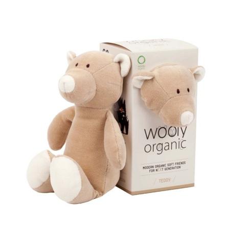 Wooly Organic Nalle