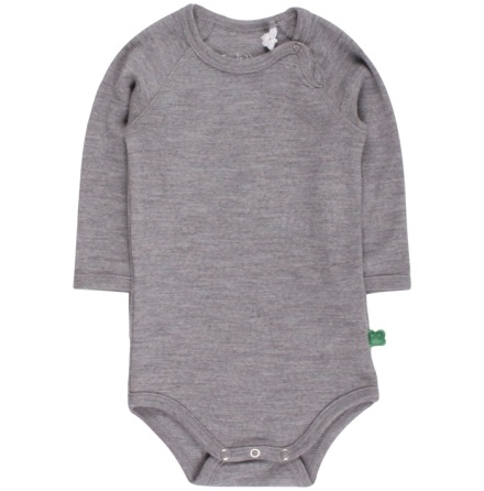 Fred's world wool body, grey