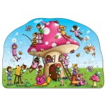 Orchard Toys Golvpussel 22 bitar, Fairy Cottage