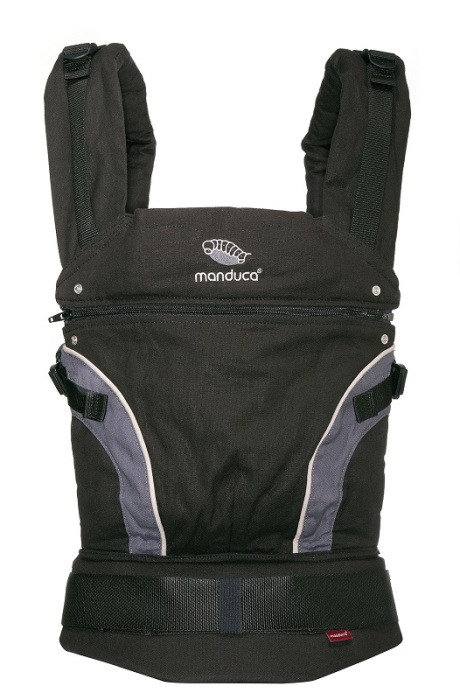 Manduca First Baby and Child Carrier - svart