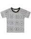Turtledove London T-shirt - Pets Print