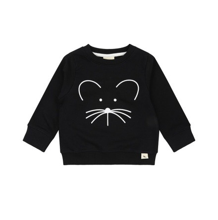 Turtledove London Sweatshirt - Bye Bye Mouse