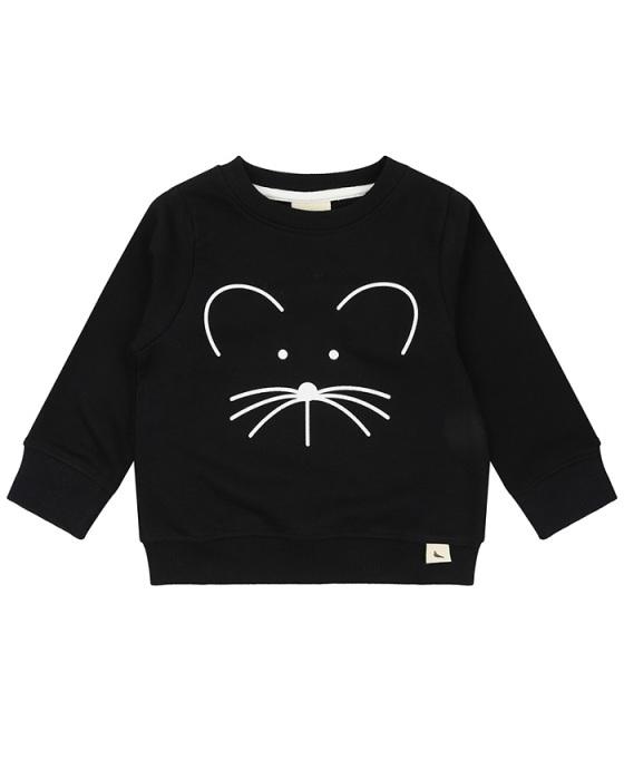 Turtledove London Sweatshirt - Bye Bye Mouse