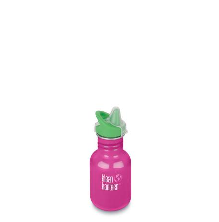 Klean Kanteen Kid classic med sippykork 355 ml, Wild Orchid