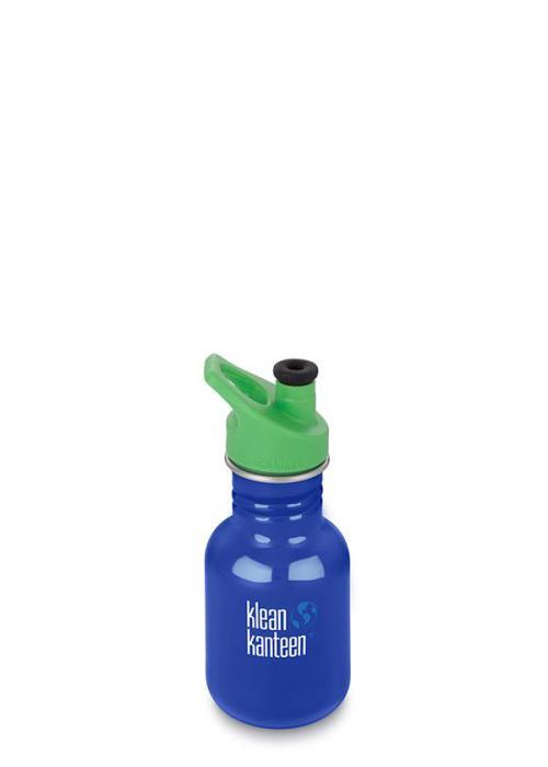 Klean Kanteen Kid classic med sportkork 355 ml, Coastal Waters