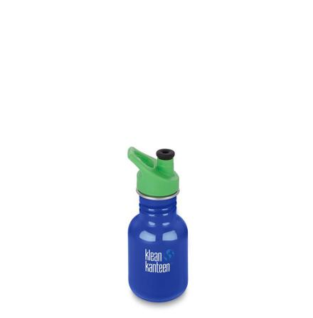 Klean Kanteen Kid classic med sportkork 355 ml, Coastal Waters