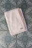 Littleheart - muslinfilt i ekobomull, rosa