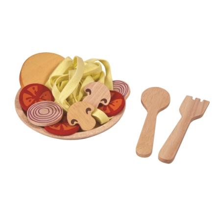 PlanToys lekmat spagetti
