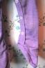 Engel overall m fot i ull/silke, laxrosa/natur