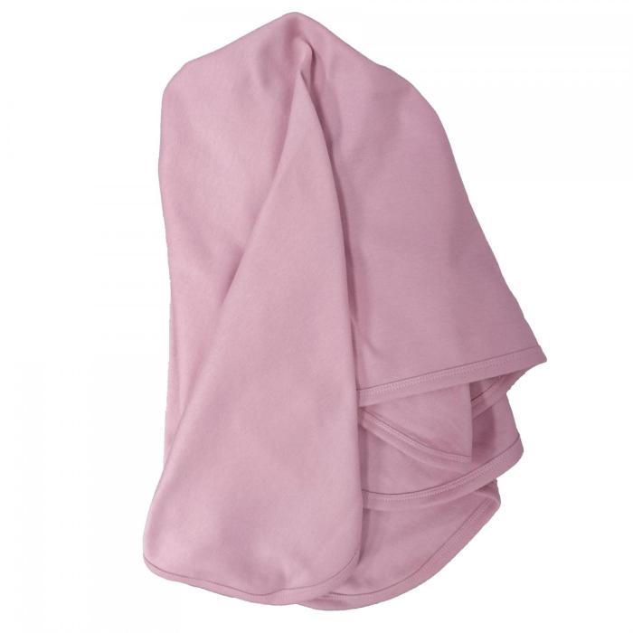 Summerville Babyfilt soft pink GOTS