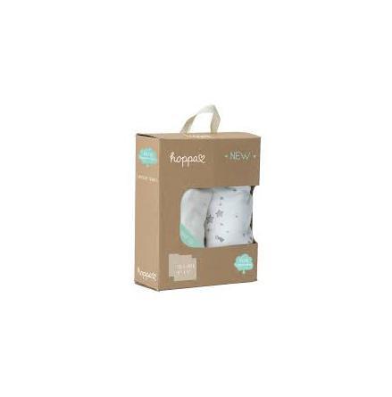 Hoppa presentförpackning babyfiltar snutte Star
