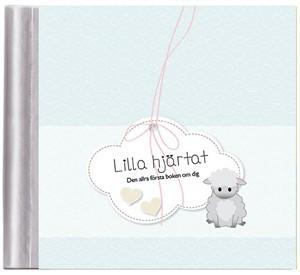 Lilla hjärtat fyll i-bok