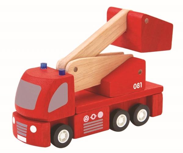 PlanToys Fire Engine Brandbil